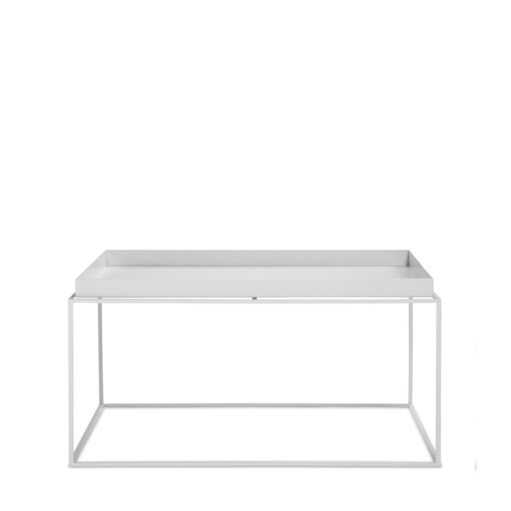 Hay Tray Coffee Table White Pico
