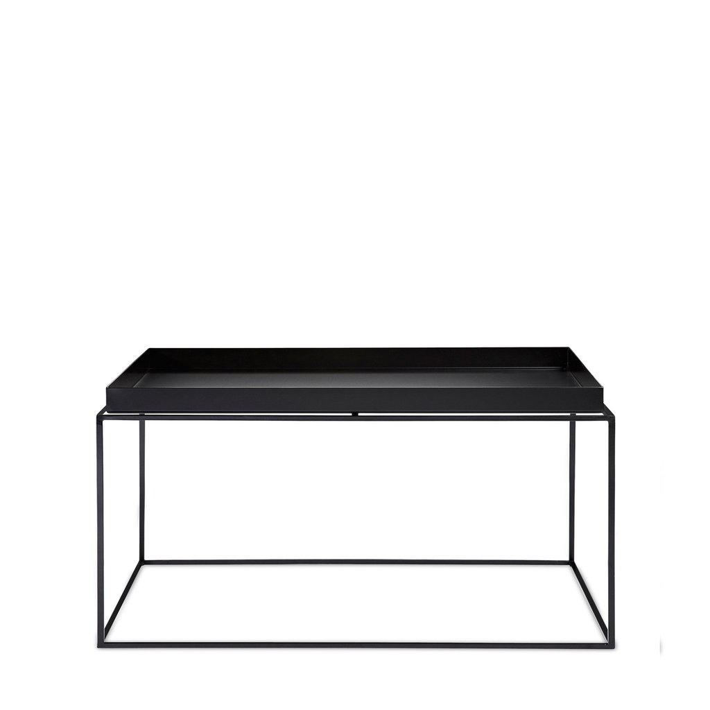 Hay Tray Coffee Table Black Pico
